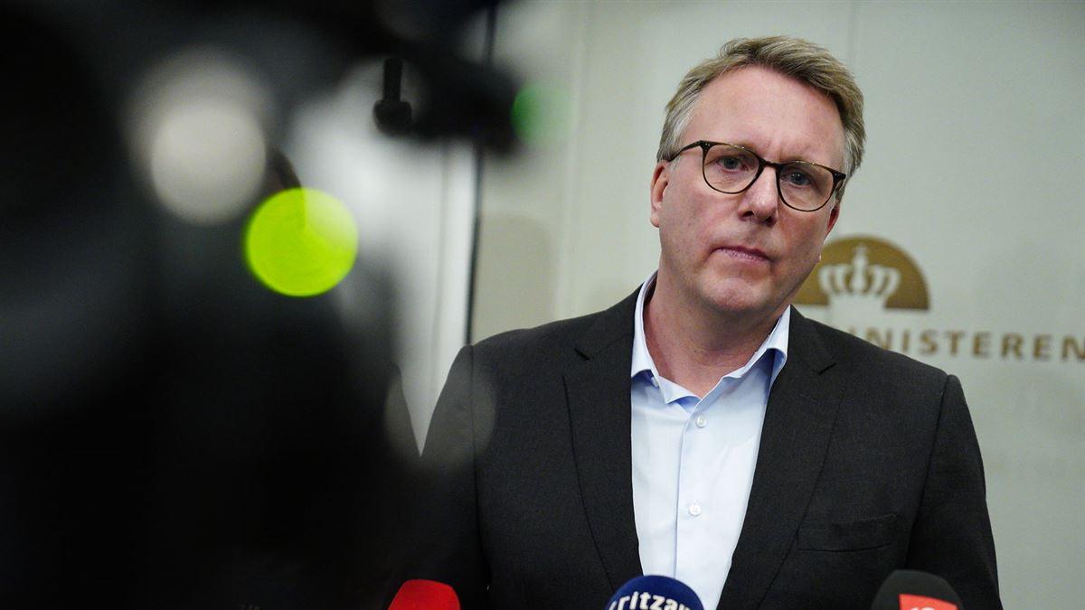billede af Morten Bødskov