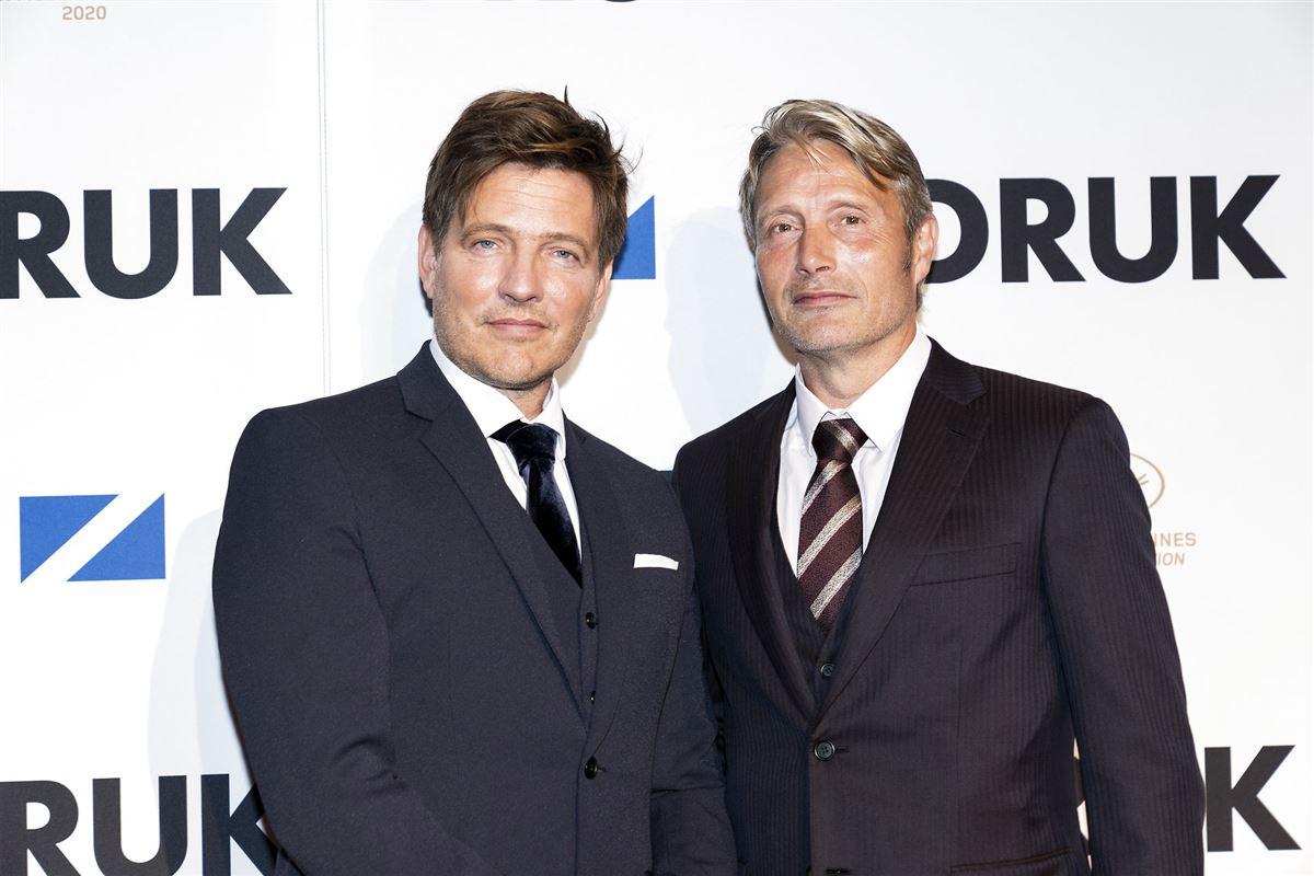 Thomas Vinterberg og Mads Mikkelsen til premiere