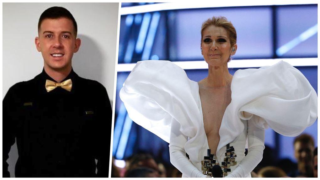 to gange Celine Dion