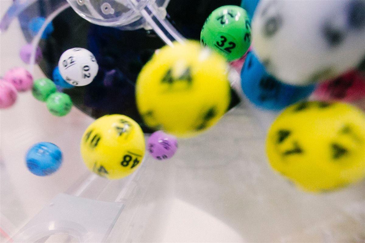 lottokugler suser rundt