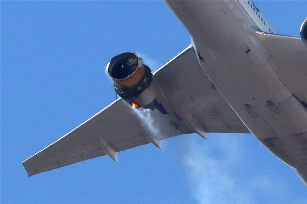 Flymotor i brand