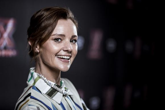 tv-værten Lise Rønne i profil