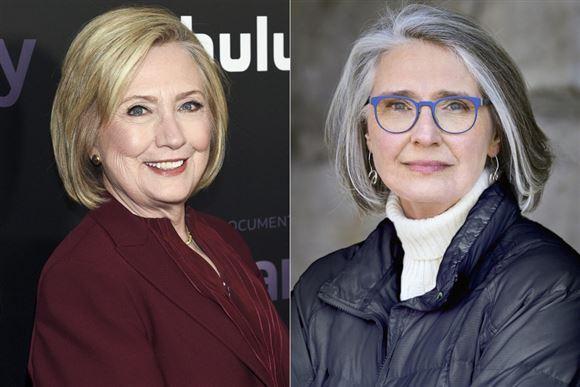 Portræt af to middelaldrende kvinder