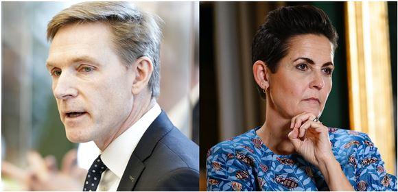 Thulesen-Dahl og Pia Olsen Dyhr