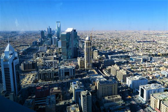 Skyline Riyadh
