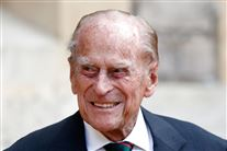 prins philip smiler