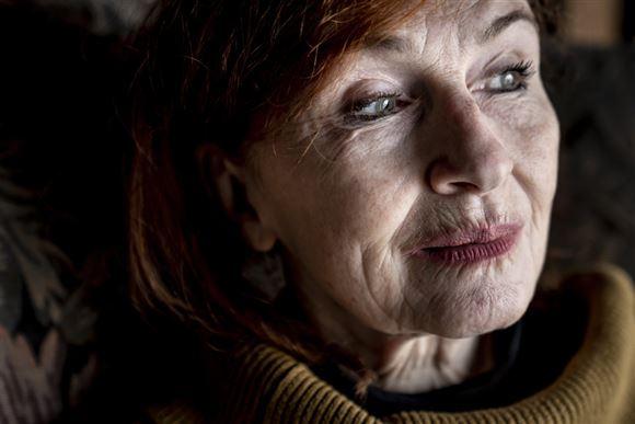 Portræt af Bodil Jørgensen