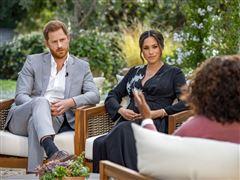Harry og Meghan interviewes af Oprah