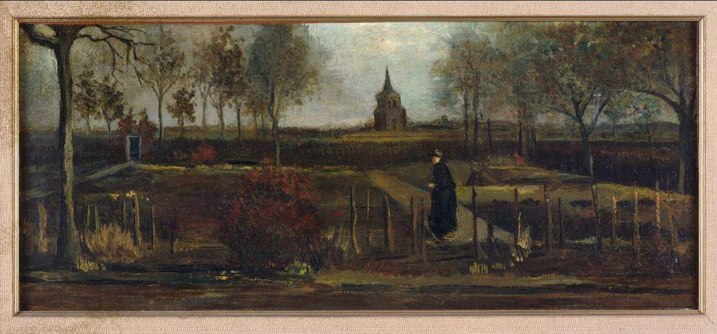 Maleri af van Gogh