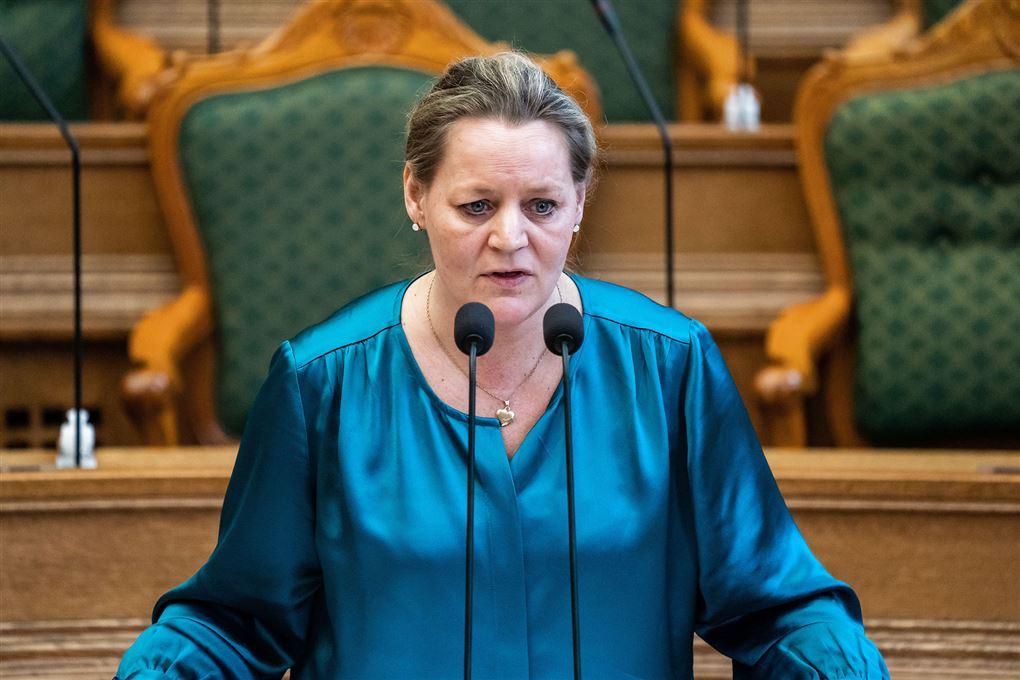 Karina Adsbøl i Folketinget