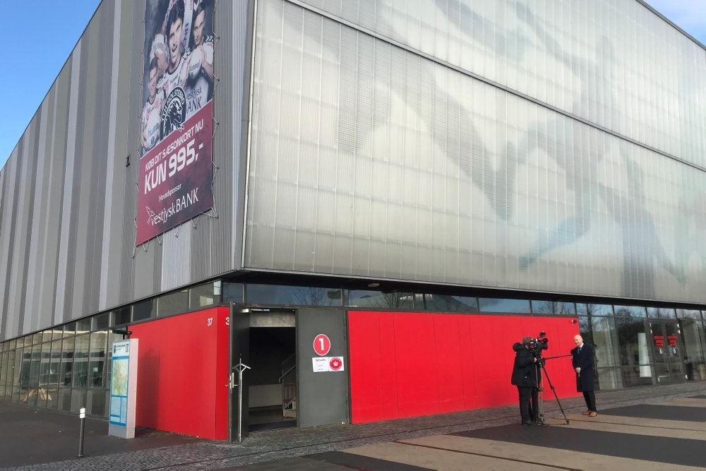 billede af Gråkjær Arena