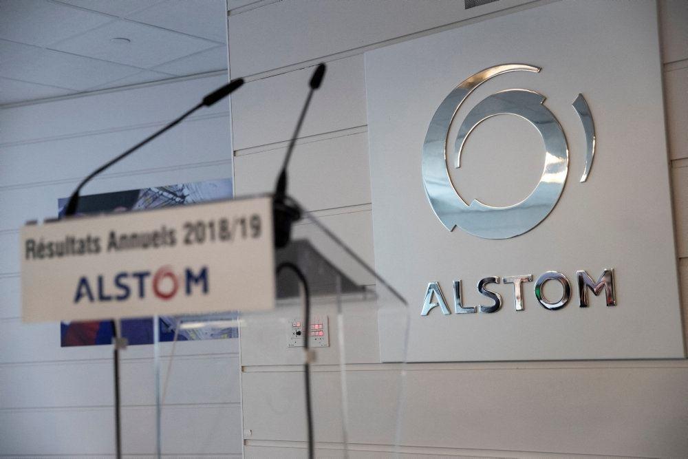 Tog fra Alstom