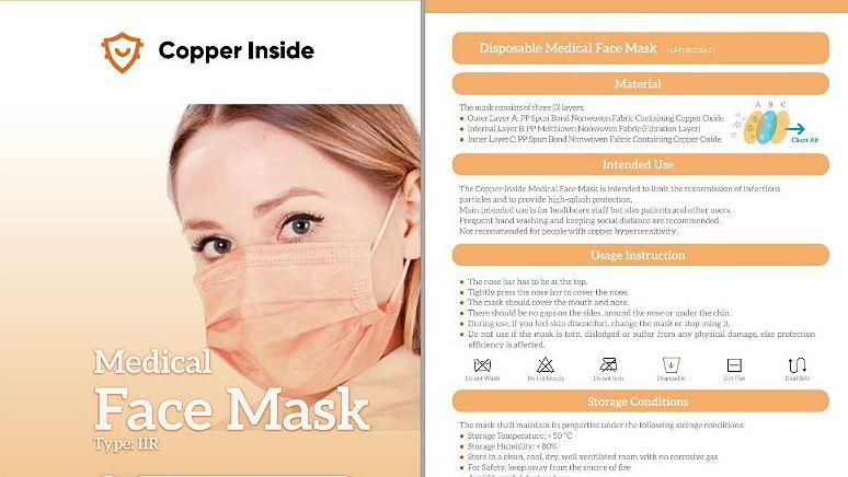 billede af annonce for Copper Inside
