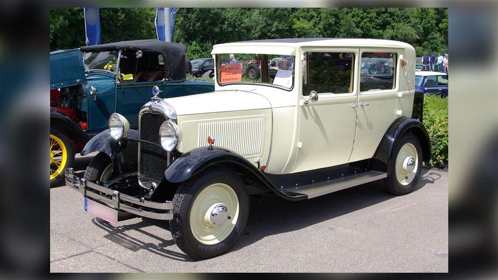 billede af en Citroën C4