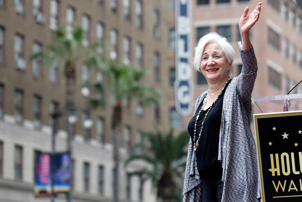 olympia dukakis vinker i Hollywood