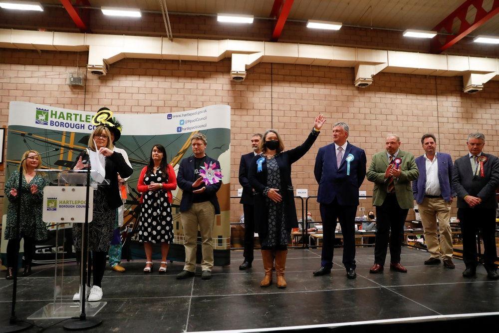 Politikere jubler i Skotland