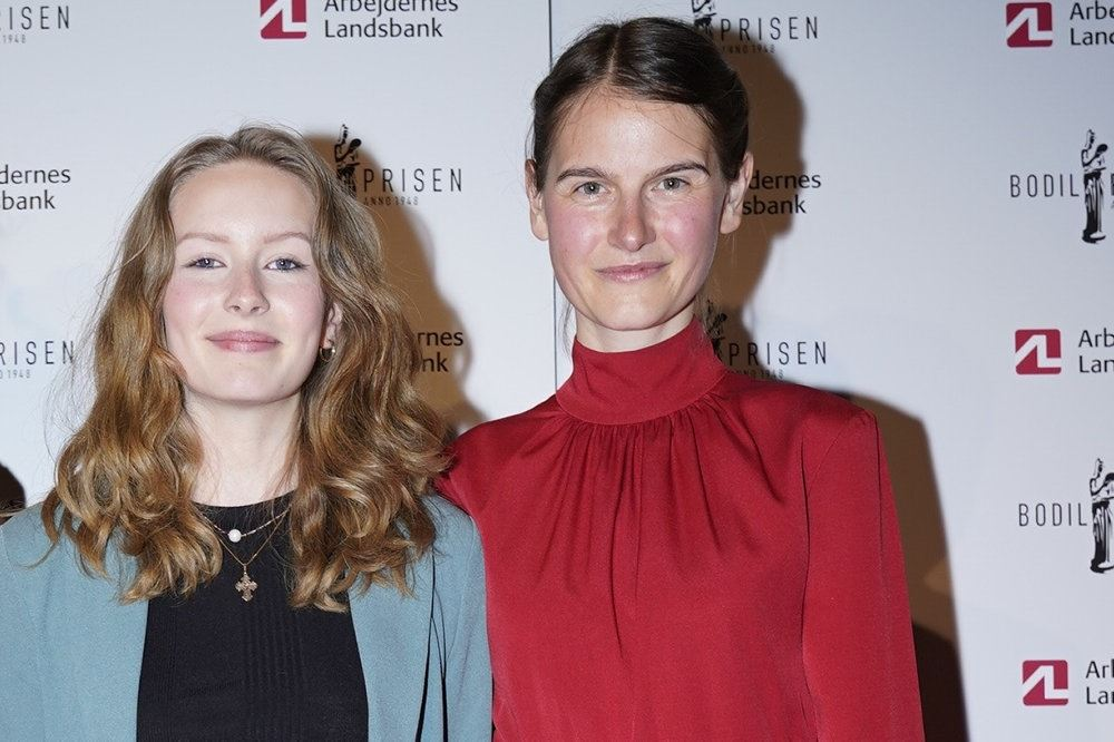 Kaya Toft Loholt og  Malou Reymann