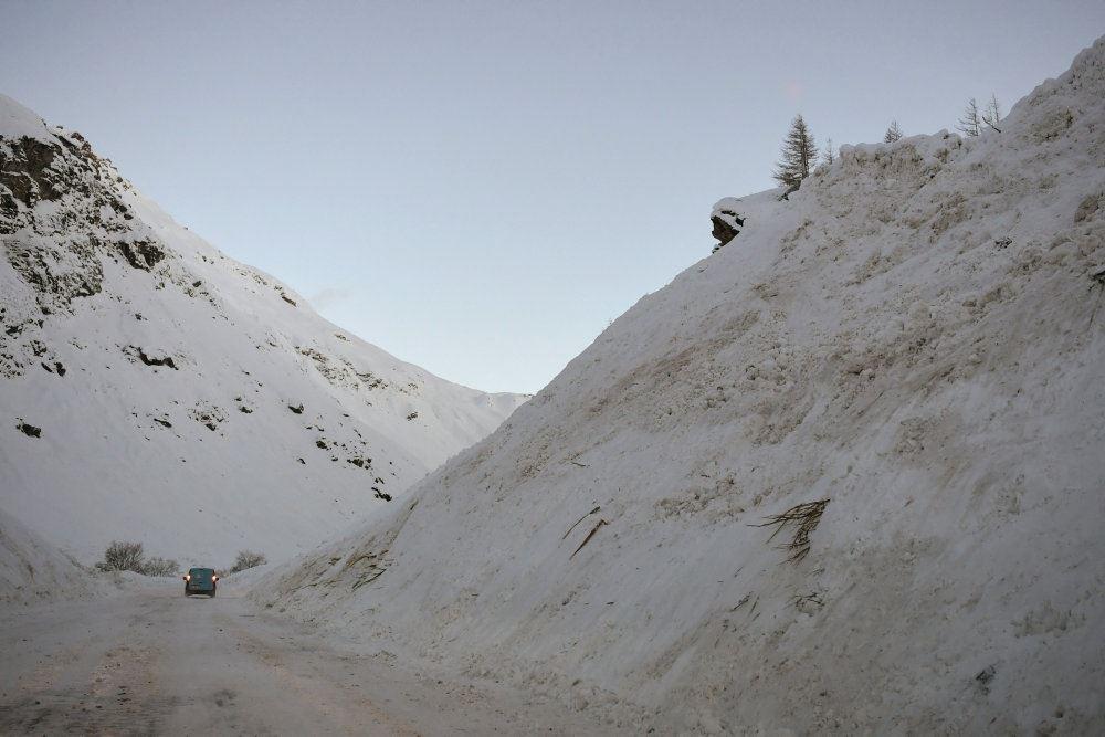 billede fra alperne
