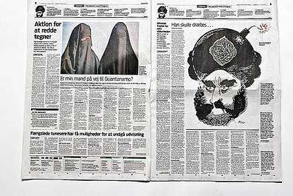 Muslimer Trist Muhammed Dom Avisen Dk