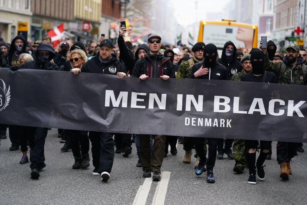 demonstranter