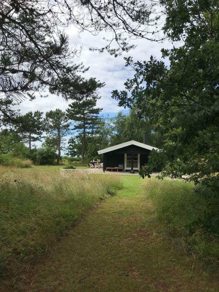 Et skønt sommerhus i Saltbæk