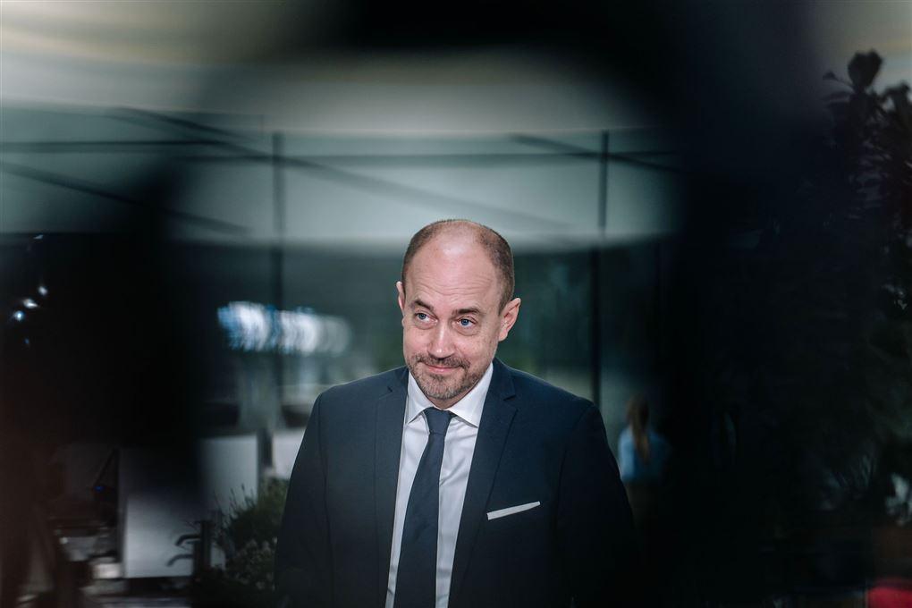 Portræt Magnus Heunicke