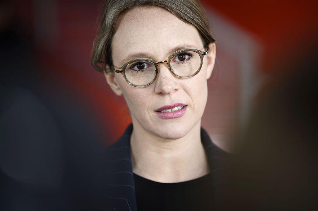 portræt Lea Wermelin