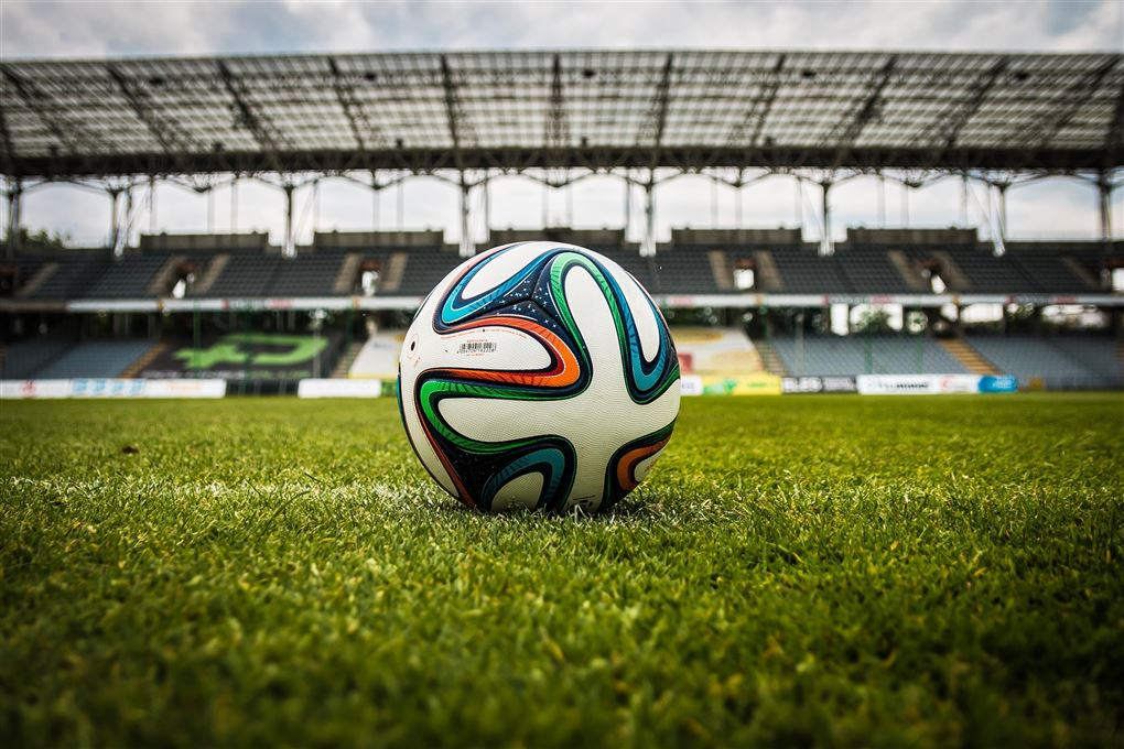 Fodbold på stadion