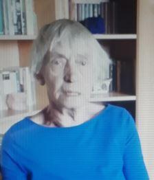 Portræt ældre kvinde