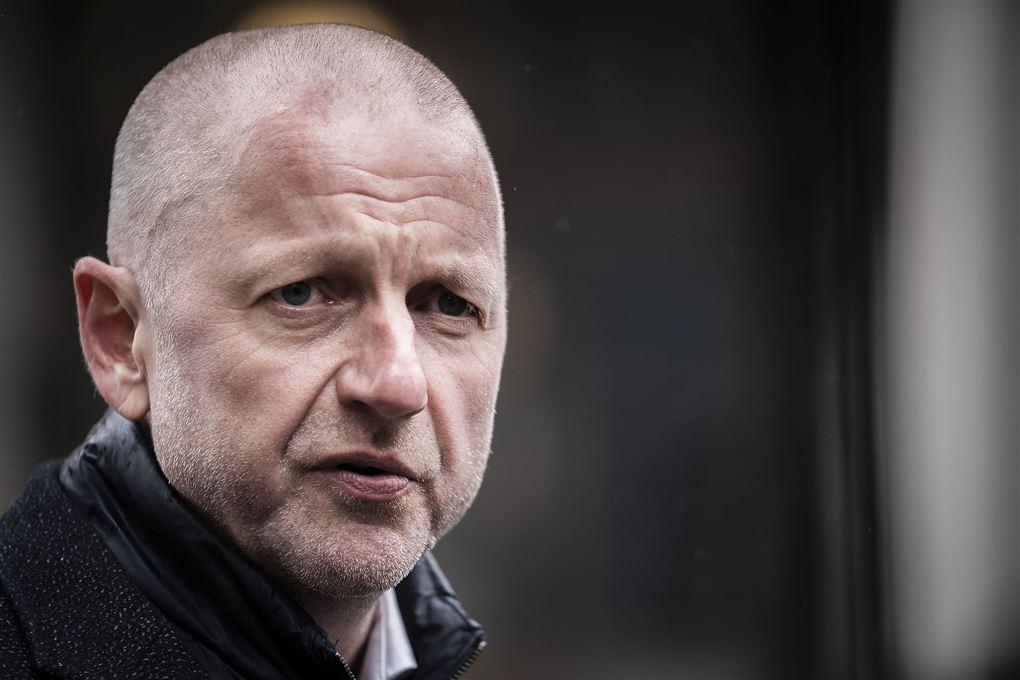 Portræt Martin Geertsen
