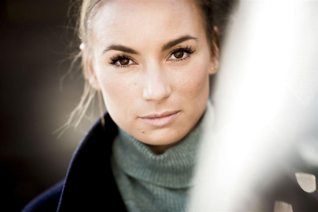 portræt Claudia Rex