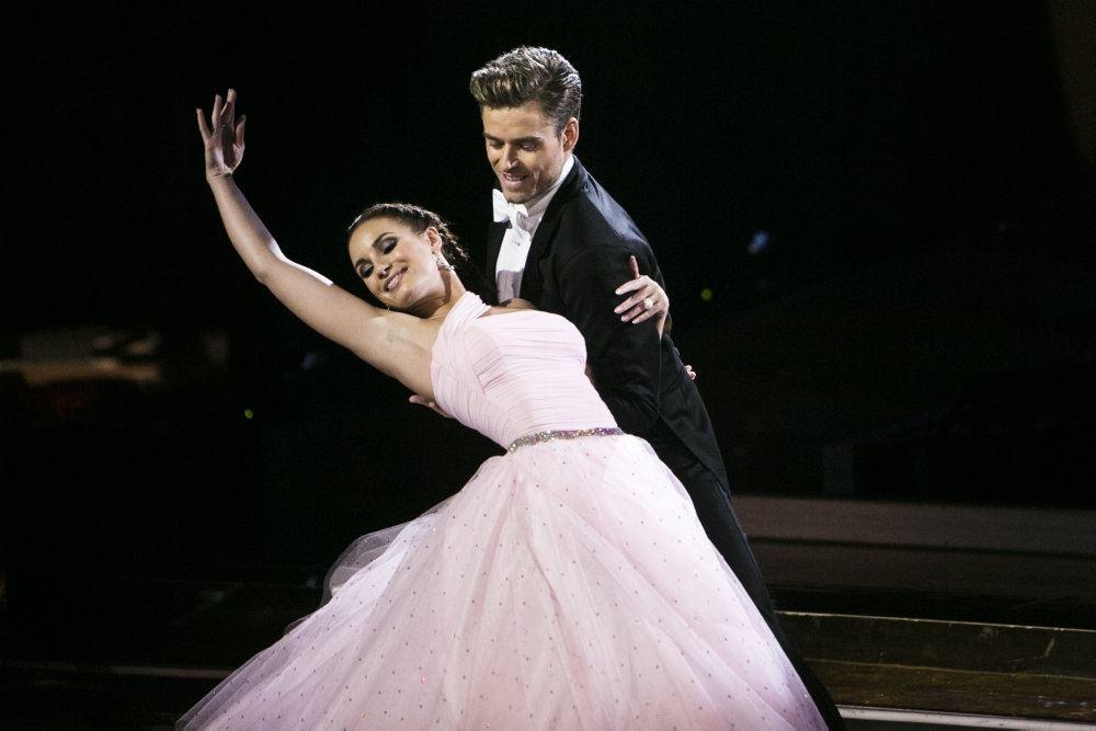 dansende par