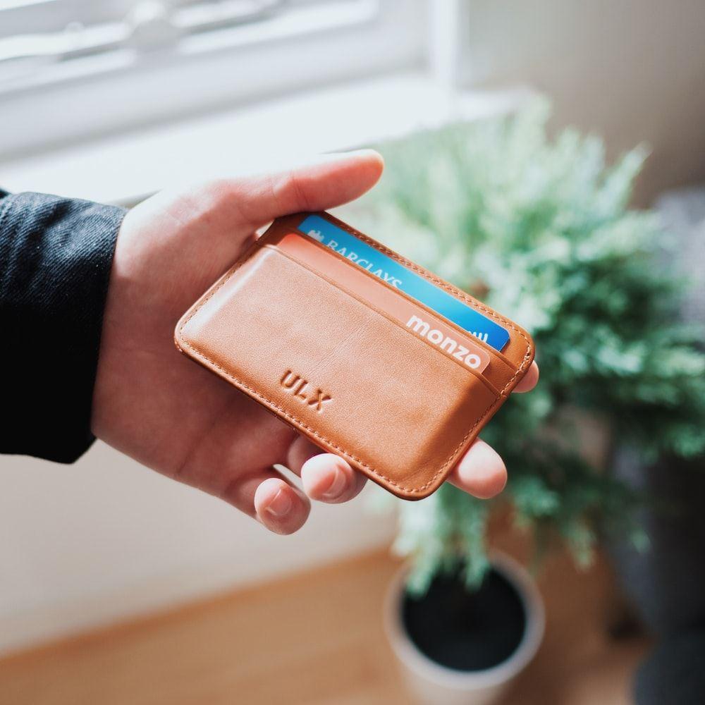 Pung med kreditkort