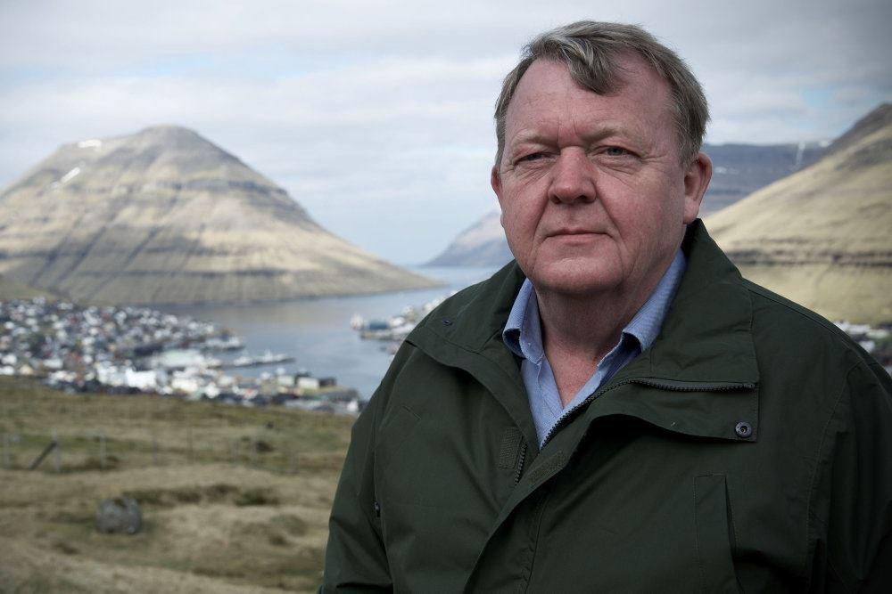 Lars Løkke på Færøerne