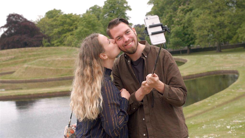 Kathrine og Michael Kelså Harders
