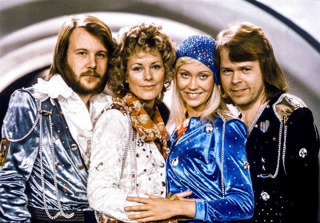 Fire svenske musikere