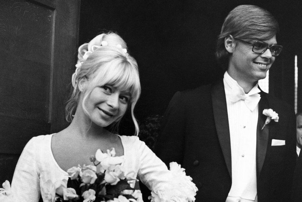 Ulf bliver gift med Gitte