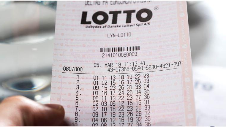 Lottokupon