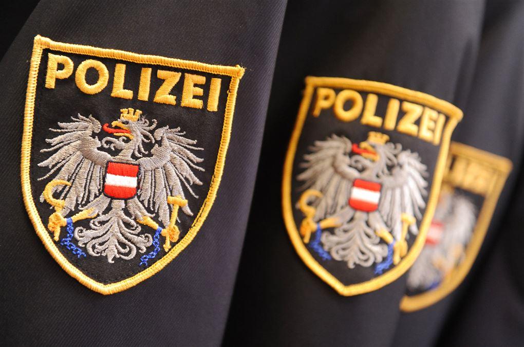 Skuldre på østrigske betjente