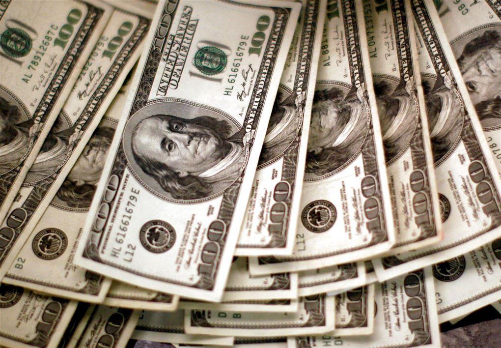dollars-sedler