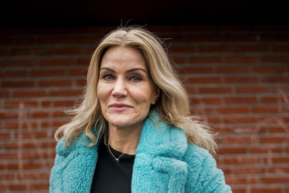 Helle Thorning-Schmidt - Blondinens Betragtninger