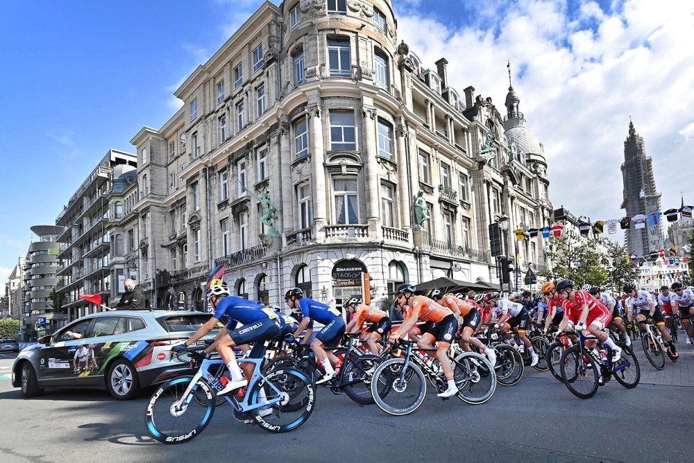 Cykelløb i Belgien