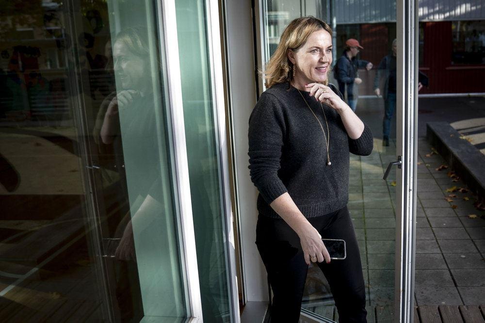 Generalsekretær Karen Hækkerup