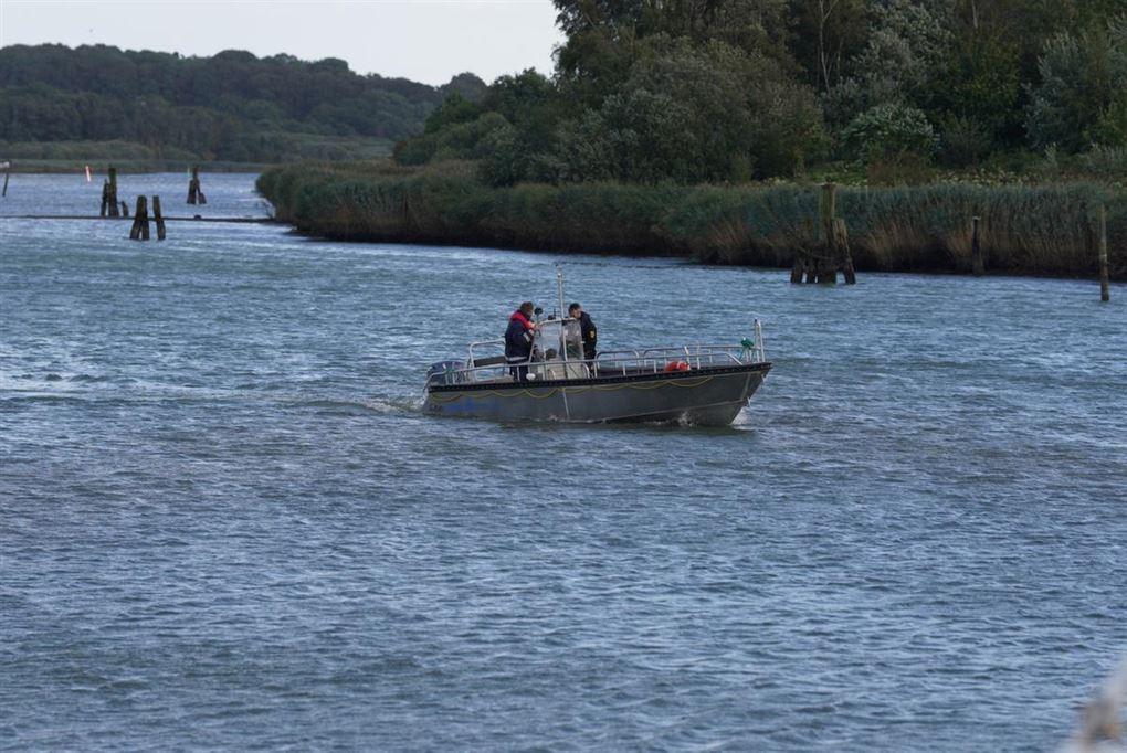 båd på vandet