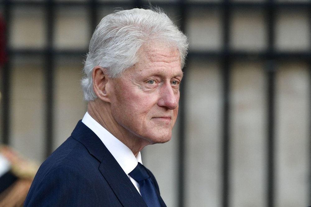 bill clinton i profil