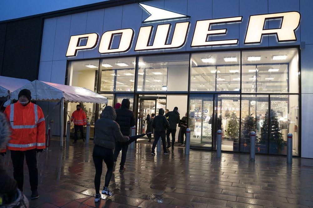 En Power-butik
