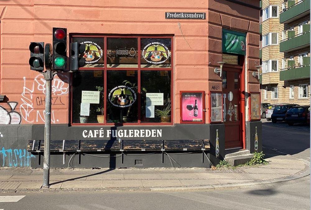Café Fuglereden