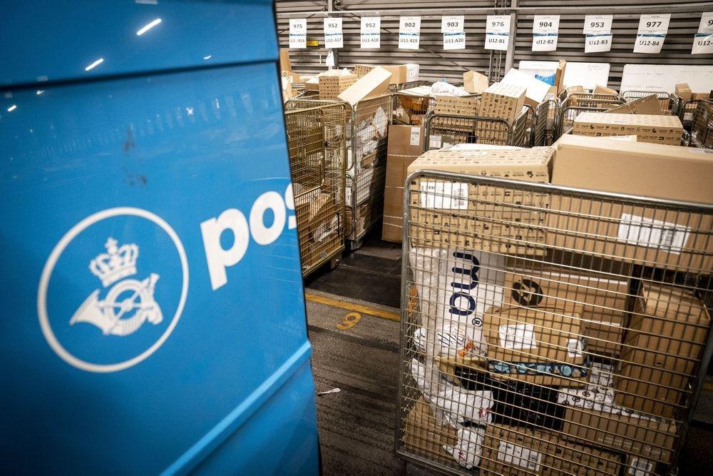 PostNord pakketerminal