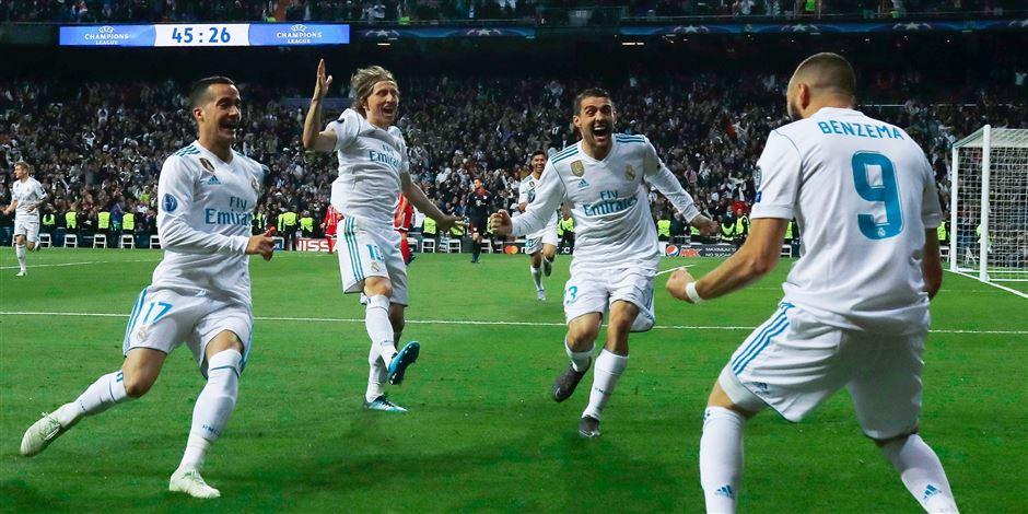 Real Madrid Sender