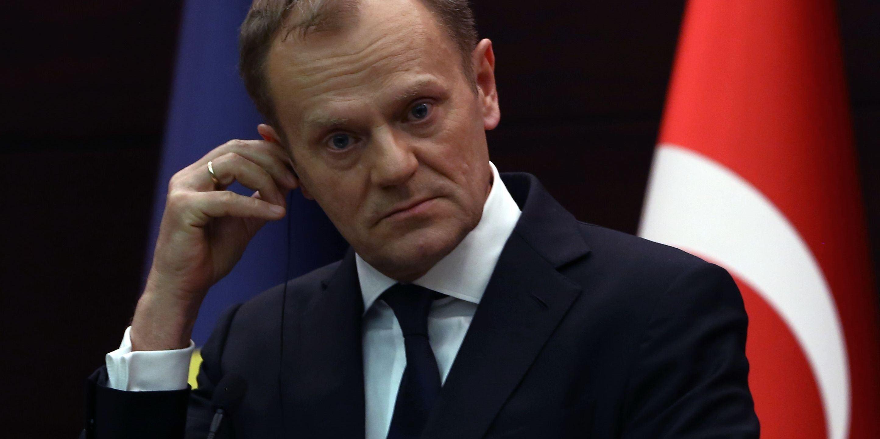 Tusk ser første tegn på enighed i EU om flygtninge - Avisen.dk